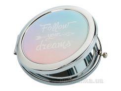 Карманное зеркало ZIZ За своей мечтой 27005