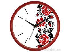 Часы настенные ЮТА Классика 300Х300Х45мм 01-R-51