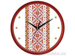 Часы настенные ЮТА Классика 300Х300Х45мм 01-R-53