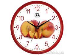 Часы настенные ЮТА Классика 300Х300Х45мм 01-R-66
