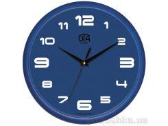 Часы настенные ЮТА Классика 300Х300Х45мм 01-BL-79