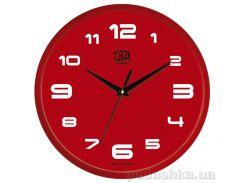 Часы настенные ЮТА Классика 300Х300Х45мм 01-R-80