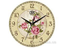 Часы настенные ЮТА Vintage 330Х330Х27мм 007-VP
