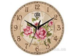 Часы настенные ЮТА Vintage 330Х330Х27мм 008-VP