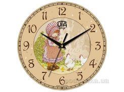 Часы настенные ЮТА Vintage 330Х330Х27мм 012-VP