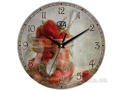 Часы настенные ЮТА Vintage 330Х330Х27мм 013-VP