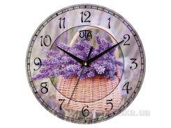 Часы настенные ЮТА Vintage 330Х330Х27мм 014-VP