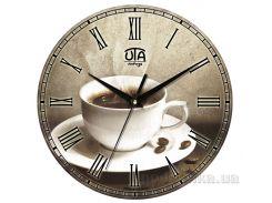 Часы настенные ЮТА Vintage 330Х330Х27мм 016-VP