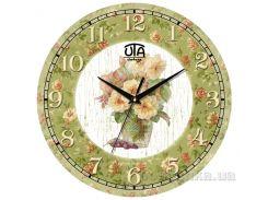 Часы настенные ЮТА Vintage 330Х330Х27мм 020-VP