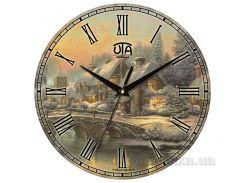Часы настенные ЮТА Vintage 330Х330Х27мм 021-VP