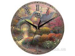 Часы настенные ЮТА Vintage 330Х330Х27мм 022-VP