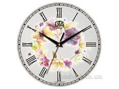Часы настенные ЮТА Vintage 330Х330Х27мм 033-VP