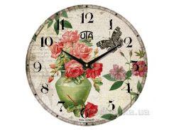 Часы настенные ЮТА Vintage 330Х330Х27мм 034-VP
