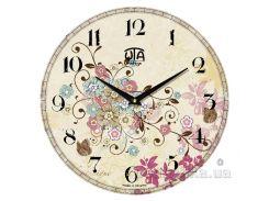 Часы настенные ЮТА Vintage 330Х330Х27мм 037-VP