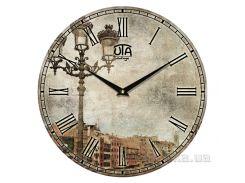 Часы настенные ЮТА Vintage 330Х330Х27мм 040-VP