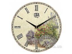 Часы настенные ЮТА Vintage 330Х330Х27мм 041-VP