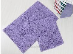 Набор ковриков в ванную Irya Drop Lila