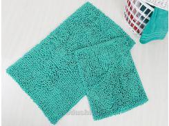 Набор ковриков в ванную Irya Drop yesil