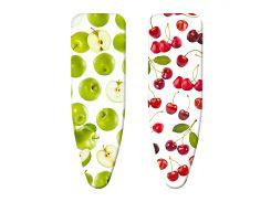 Чехол для гладильной доски Gimi Triplo Strato U GM01551 дизайн яблоки