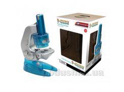 Игрушечный микроскоп с аксессуарами Eastcolight I-Cube 7602-EC