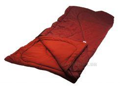 Спальный мешок Руно демисезонный бордовый размер 70х200х2 см, плотность 200 г/кв.м