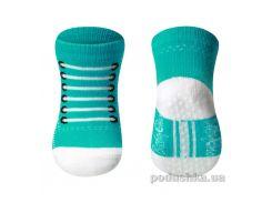 Носки противоскользящие BabyOno 587/02 Зеленый