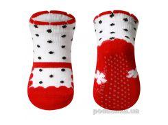 Носки противоскользящие BabyOno 587/02 Красный