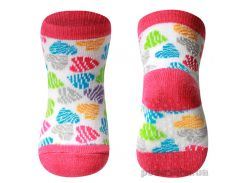 Носки противоскользящие BabyOno 589/02 Красный