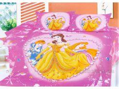 Детское постельное белье Alltex Три принцессы 212234 Подростковый комплект