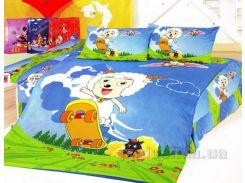 Детское постельное белье Alltex 212038 Подростковый комплект