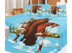 Детское постельное белье Alltex 212053 Подростковый комплект