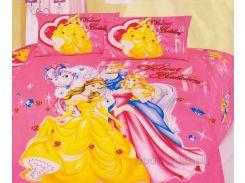 Постельное белье Alltex Принцессы 212233 Подростковый комплект