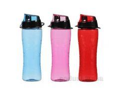 Бутылка для спорта Herevin Como Mix 650 мл 161502-000 цвет красный