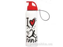 Бутылка для спорта Herevin Run 750 мл 161405-010