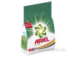 Стиральный порошок Ariel Автомат Чистота Deluxe Color 1.5кг