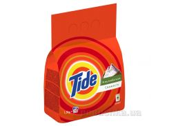 Порошок Tide Автомат Альпийская свежесть 1.5кг
