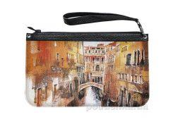 Клатч кожаный Devays Maker Венеция 33-01-141