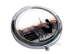 Зеркальце карманное Devays Maker Рассвет над Парижем 22-08-067
