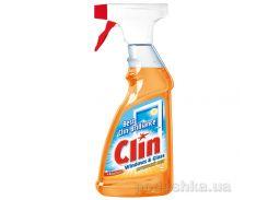 Средство для мытья окон и стекла Clin Фруктовый уксус 500мл 9000100866699