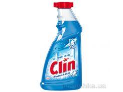 Средство для мытья окон и стекла Clin Голубой запаска 500 мл 9000100866279