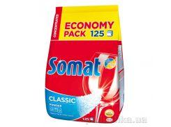 Порошок для посудомоечной машины Somat Classic New с эффектом соды 2,5 кг 9000101028164