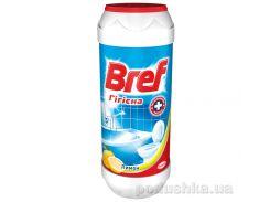 Порошок для чистки Bref с Активным хлором Лимон 500 г 9000100245845