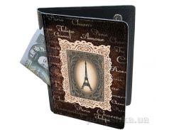 Холдер-паспорт из натуральной кожи Devays Maker Amoure 29-01-229