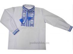 Вышиванка для мальчика Первый снег Деньчик 1010 158