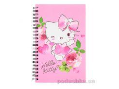 Блокнот Hello Kitty, 80 листов, А5- HK17-225