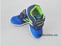 Кросовки детские Clibee F632mix blue-applegreen-21 22
