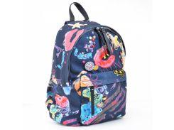 Сумка-рюкзак Yes Weekend 554432 темно-синяя