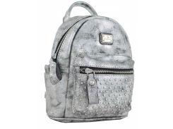 Сумка-рюкзак Yes Weekend 553229 темно-серая