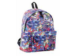 Рюкзак подростковый Yes ST-15 Crazy 15 553974