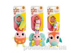 Звонкие подвесные звере розовые Kids II